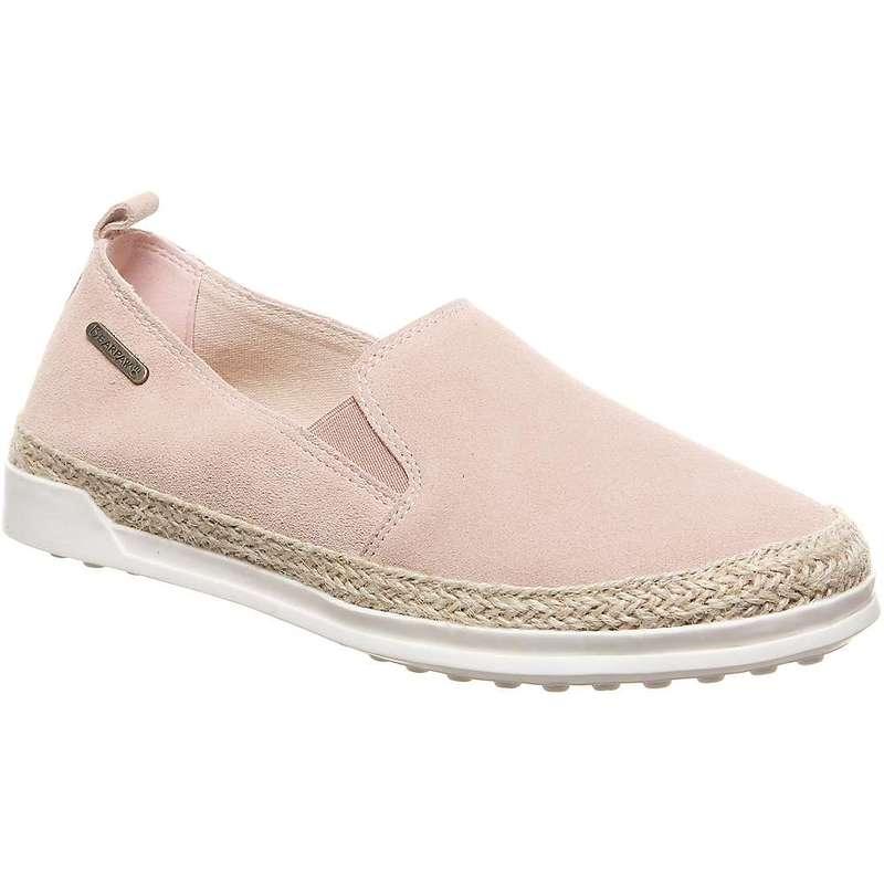 ベアパウ レディース サンダル シューズ Bearpaw Women's Jude Shoe Blush