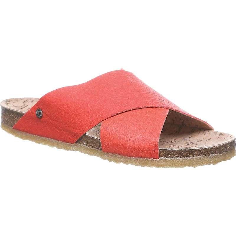 ベアパウ レディース サンダル シューズ Bearpaw Women's Pina Sandal Paprika