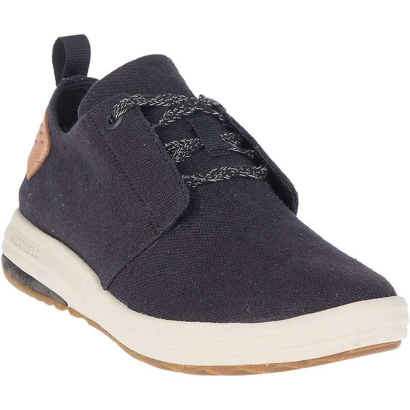 メレル レディース スニーカー シューズ Merrell Women's Gridway Canvas Shoe Black