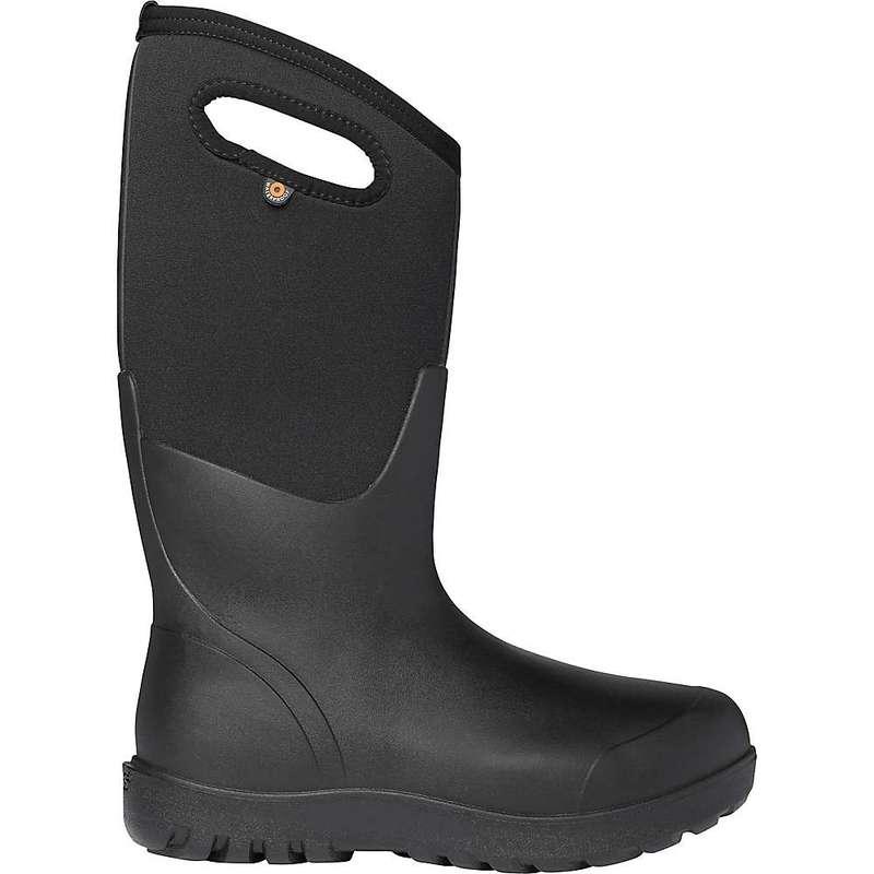 ボグス レディース ブーツ・レインブーツ シューズ Bogs Women's Neo-Classic Tall Boot Wide Black