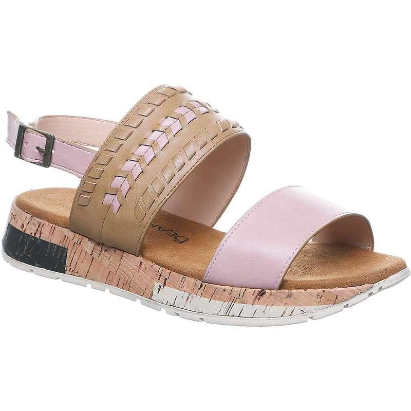 ベアパウ レディース サンダル シューズ Bearpaw Women's Stormi Sandal Pale Pink