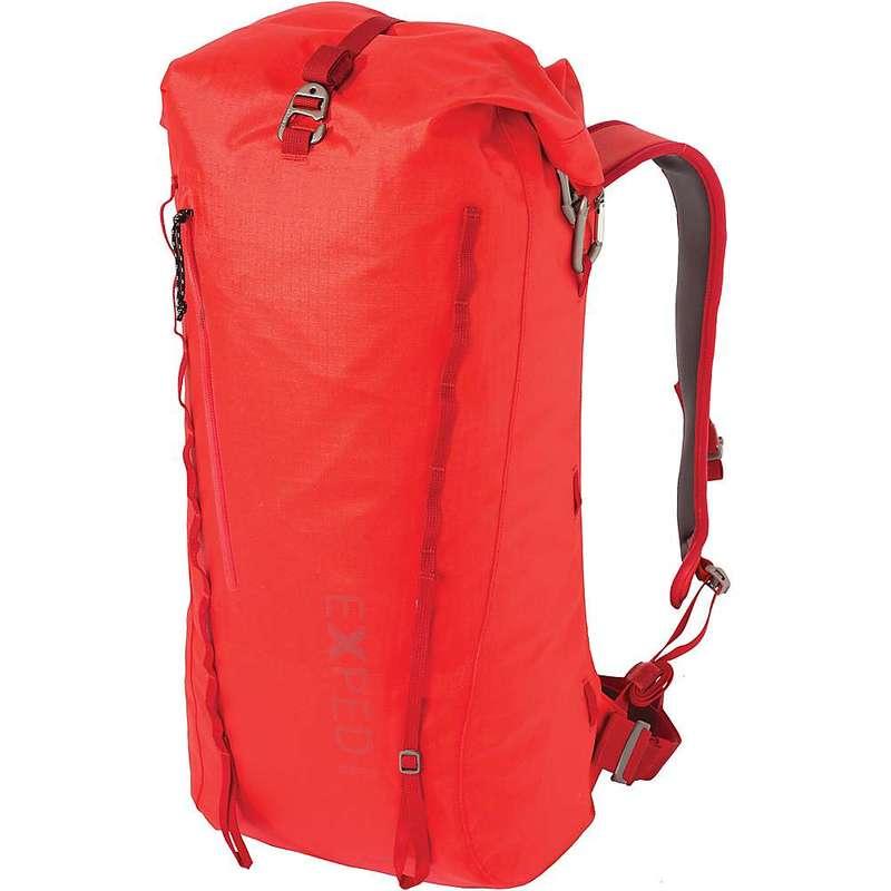 エクスパード メンズ バックパック・リュックサック バッグ Exped Black Ice 30 Pack Red