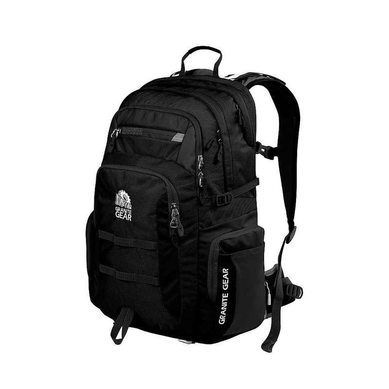 グラナイトギア メンズ バックパック・リュックサック バッグ Granite Gear Superior Backpack Black