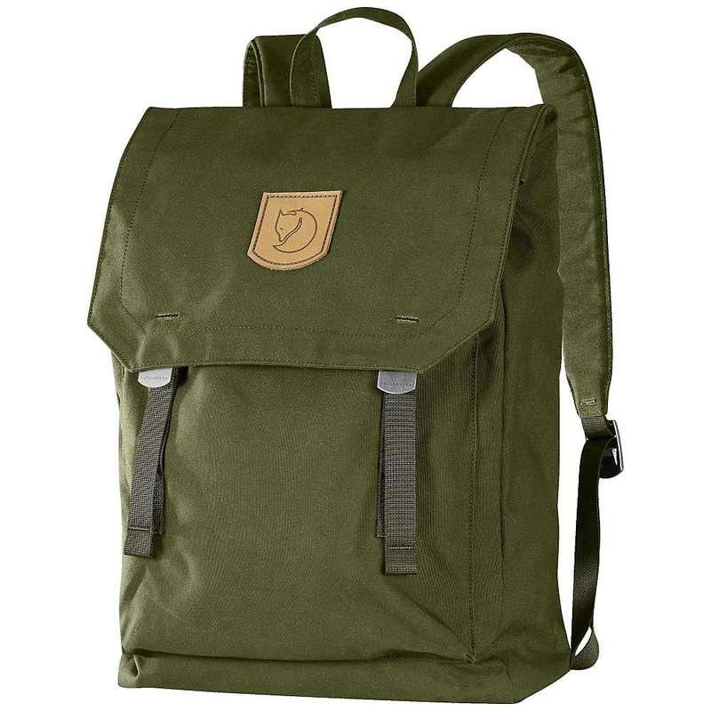 フェールラーベン メンズ バックパック・リュックサック バッグ Fjallraven Foldsack No. 1 Green