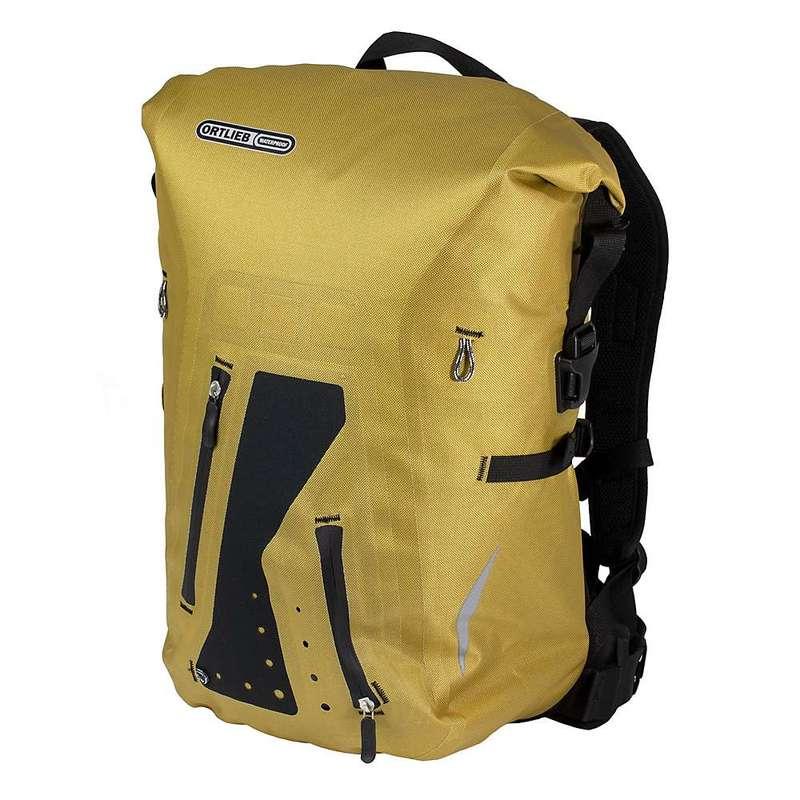 オートリービー メンズ バックパック・リュックサック バッグ Ortlieb Packman Pro 2 Backpack Mustard