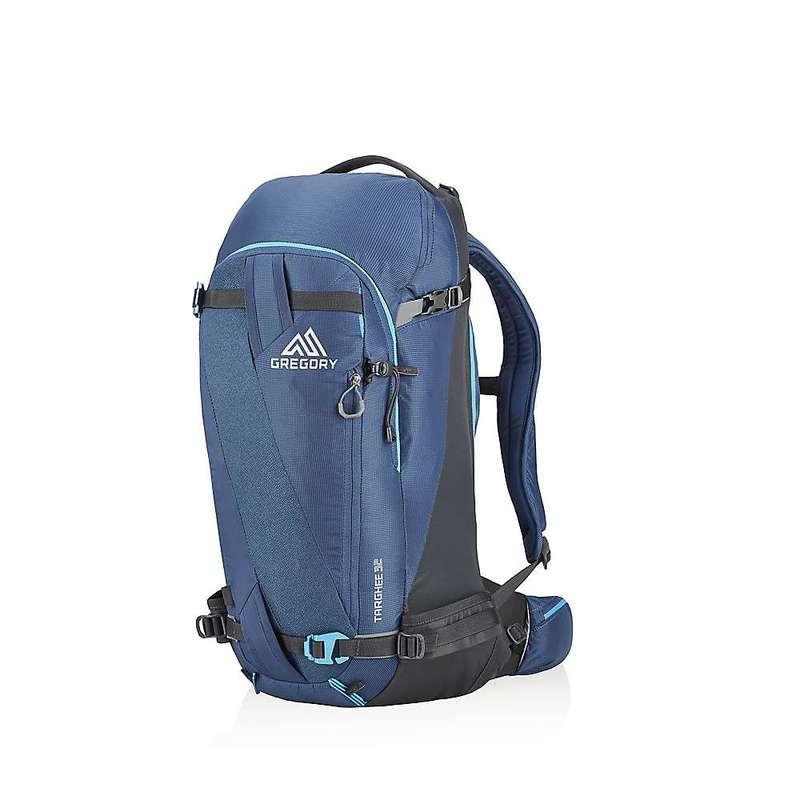 グレゴリー メンズ バックパック・リュックサック バッグ Gregory Targhee 32L Pack Atlantis Blue
