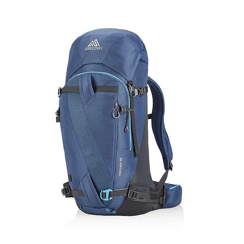 グレゴリー メンズ バックパック・リュックサック バッグ Gregory Targhee 45L Pack Atlantis Blue