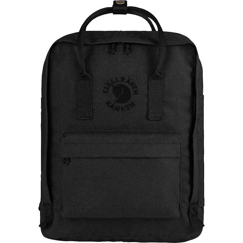 フェールラーベン メンズ バックパック・リュックサック バッグ Fjallraven Re-Kanken Backpack Black