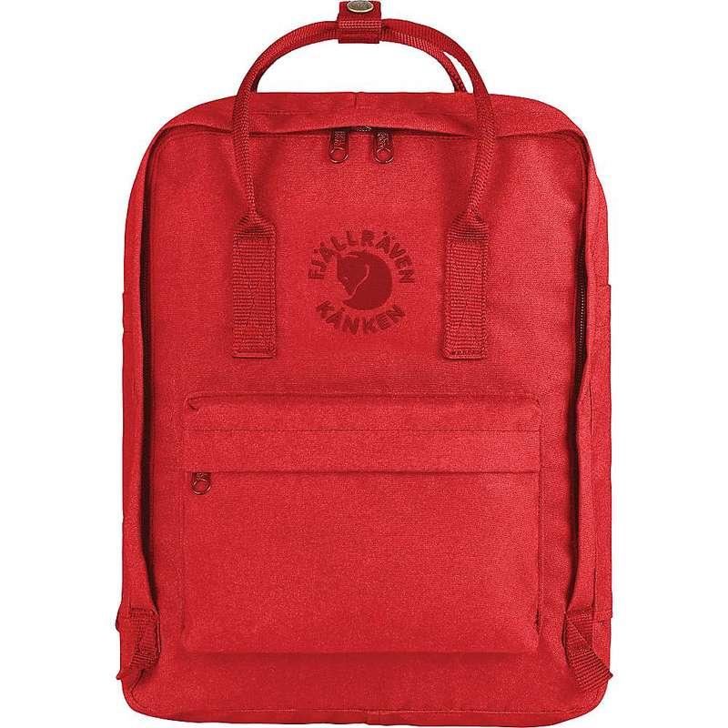 フェールラーベン メンズ バックパック・リュックサック バッグ Fjallraven Re-Kanken Backpack Red