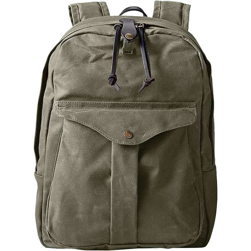 フィルソン メンズ バックパック・リュックサック バッグ Filson Journeyman Backpack Otter Green