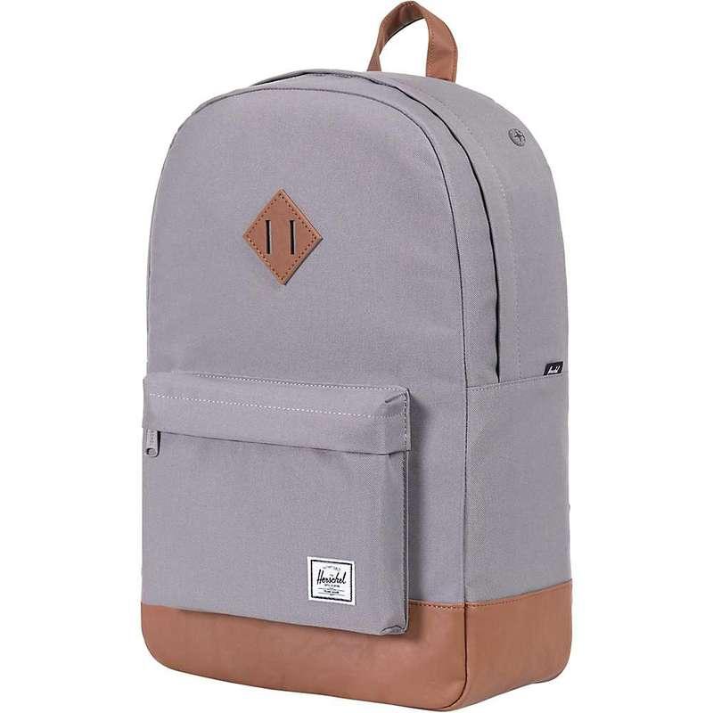 ハーシャル メンズ バックパック・リュックサック バッグ Herschel Supply Co Heritage Backpack Grey / Tan