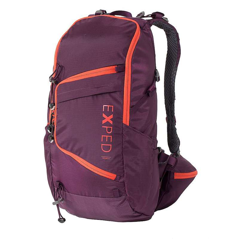 エクスパード メンズ バックパック・リュックサック バッグ Exped Skyline 15 Pack Dark Violet