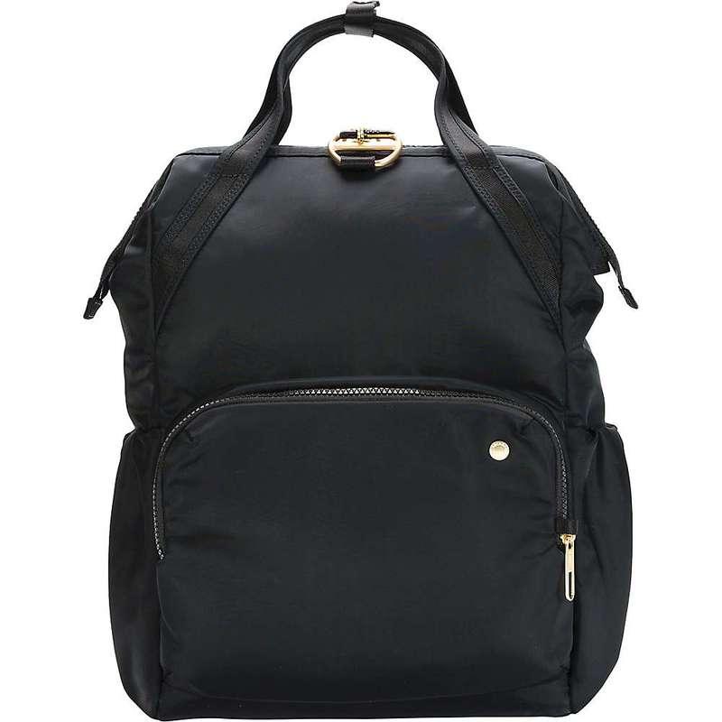 パックセーフ レディース バックパック・リュックサック バッグ Pacsafe Women's Citysafe CX Backpack Black