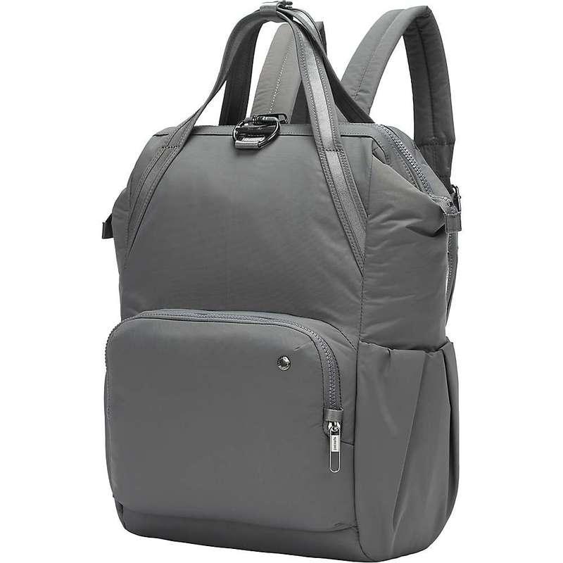 パックセーフ レディース バックパック・リュックサック バッグ Pacsafe Women's Citysafe CX Backpack Econyl Storm