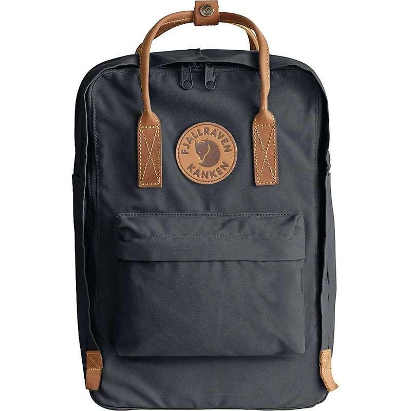 フェールラーベン メンズ バックパック・リュックサック バッグ Fjallraven Kanken No. 2 15 Inch Laptop Bag Super Grey