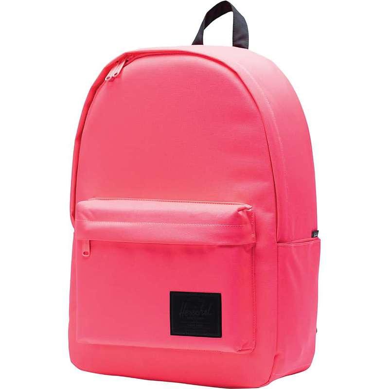 ハーシャル メンズ バックパック・リュックサック バッグ Herschel Supply Co Classic Extra-Large Backpack Neon Pink / Black