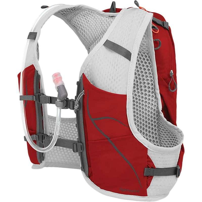 オスプレー メンズ バックパック・リュックサック バッグ Osprey Duro 6 Hydration Pack Phoenix Red