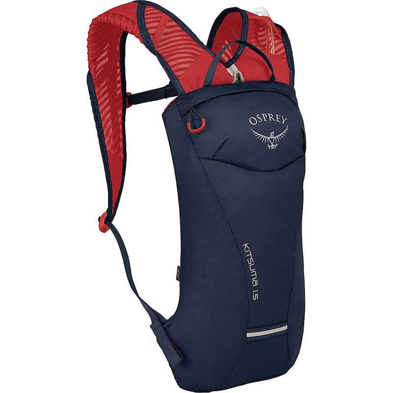 オスプレー Mage 1.5 バックパック・リュックサック Pack メンズ Osprey バッグ Hydration Kitsuma Blue