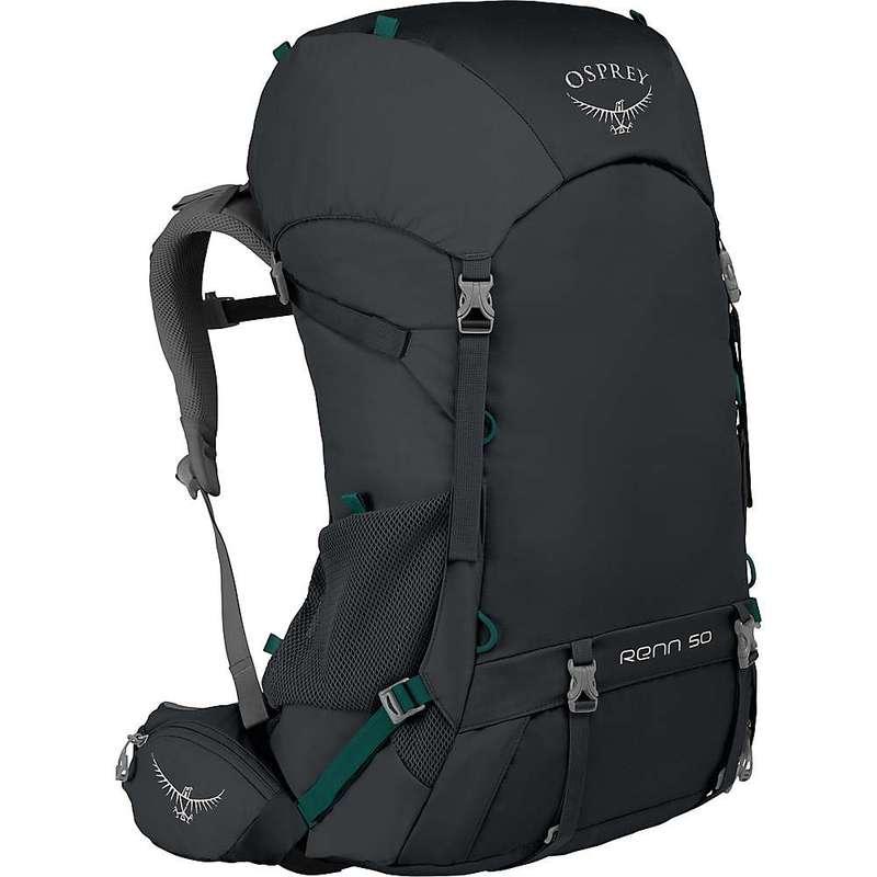 オスプレー メンズ バックパック・リュックサック バッグ Osprey Renn 50 Backpack Cinder Grey