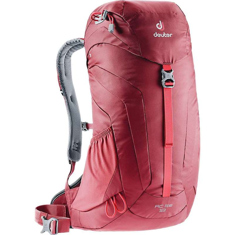ドイター メンズ バックパック・リュックサック バッグ Deuter AC Lite 18 Pack Cranberry / Cranberry