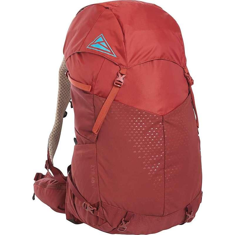 ケルティ レディース バックパック・リュックサック バッグ Kelty Women's ZYP 48L Backpack Red Ochre/Fired Brick