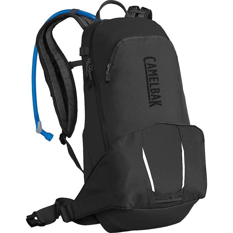 ケイムルバック メンズ バックパック・リュックサック バッグ Camelbak M.U.L.E. LR 15 Hydration Pack Black