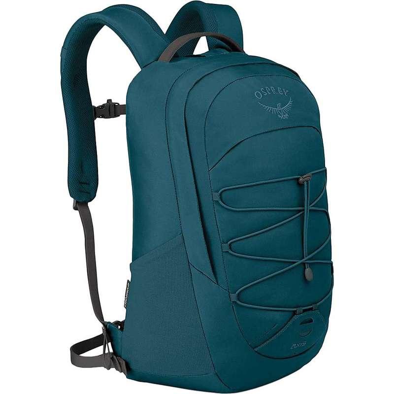 オスプレー メンズ バックパック・リュックサック バッグ Osprey Axis Pack Ethel Blue