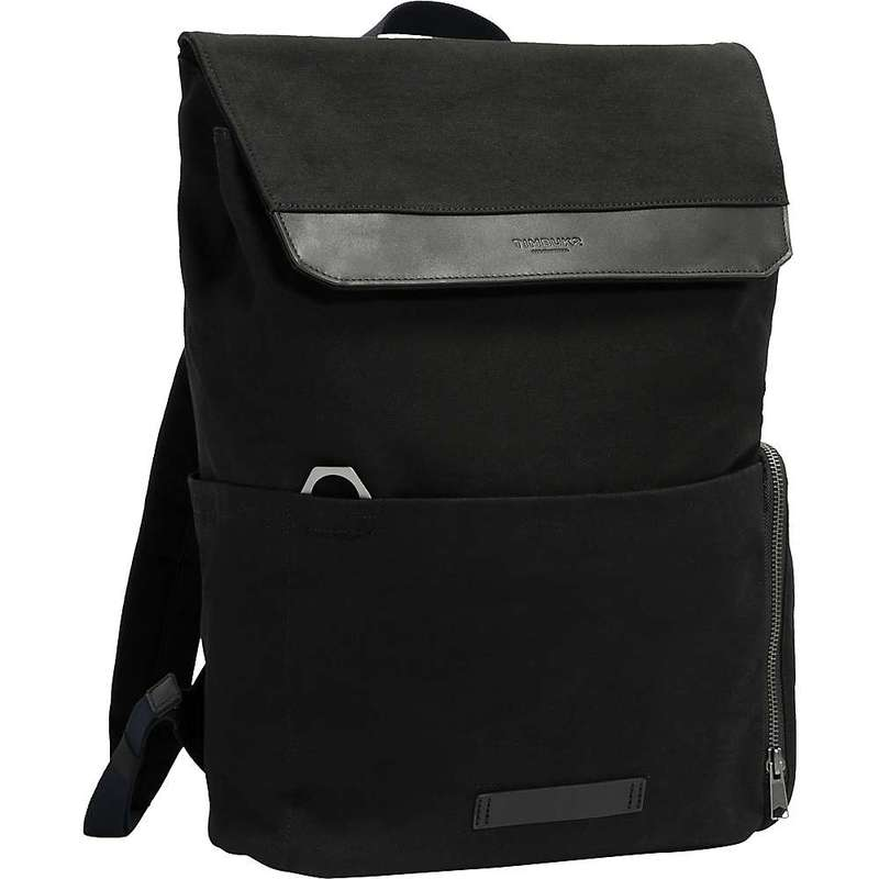 ティムブックツー メンズ バックパック・リュックサック バッグ Timbuk2 Foundry Pack Jet Black