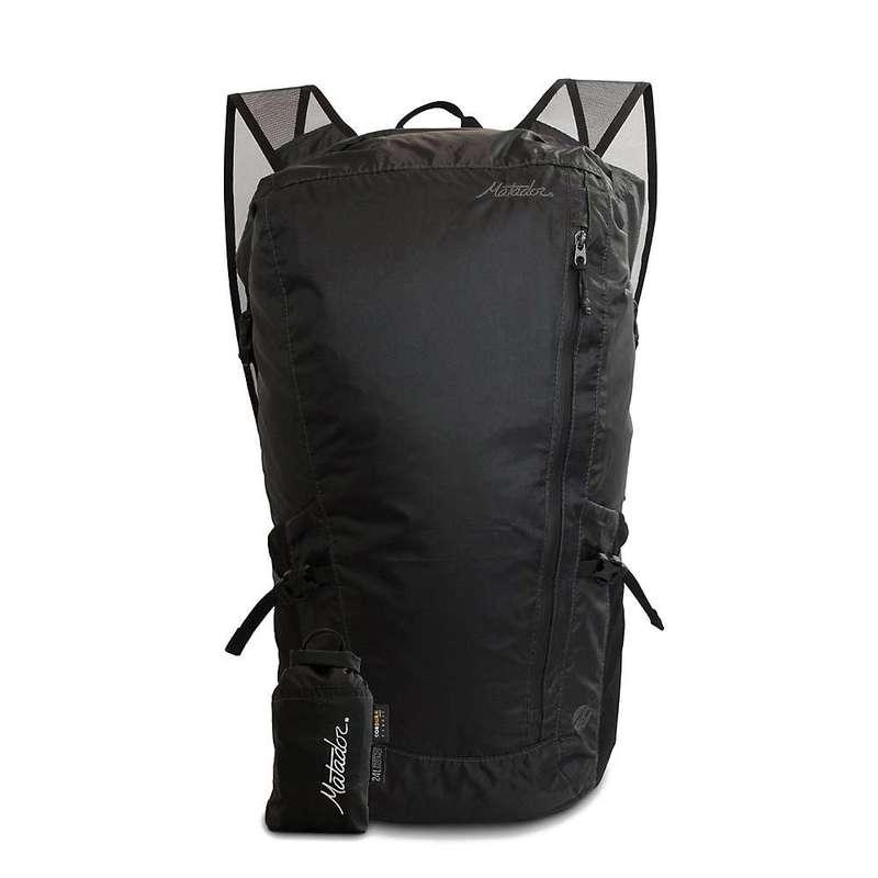 マタドール メンズ バックパック・リュックサック バッグ Matador FreeRain 24 2.0 Backpack Charcoal