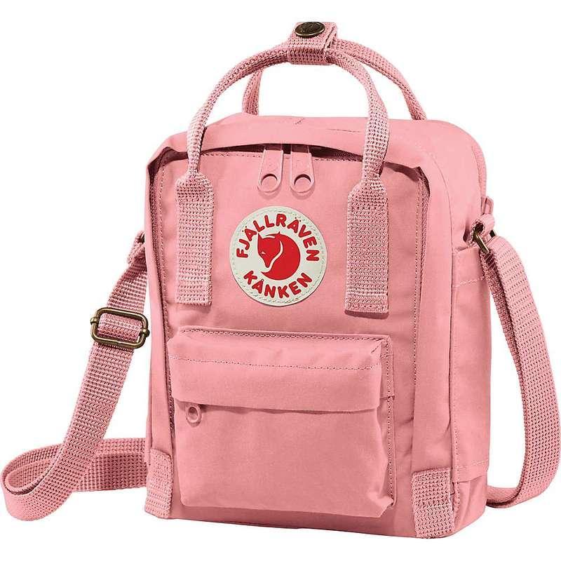 フェールラーベン メンズ バックパック・リュックサック バッグ Fjallraven Kanken Sling Pack Pink