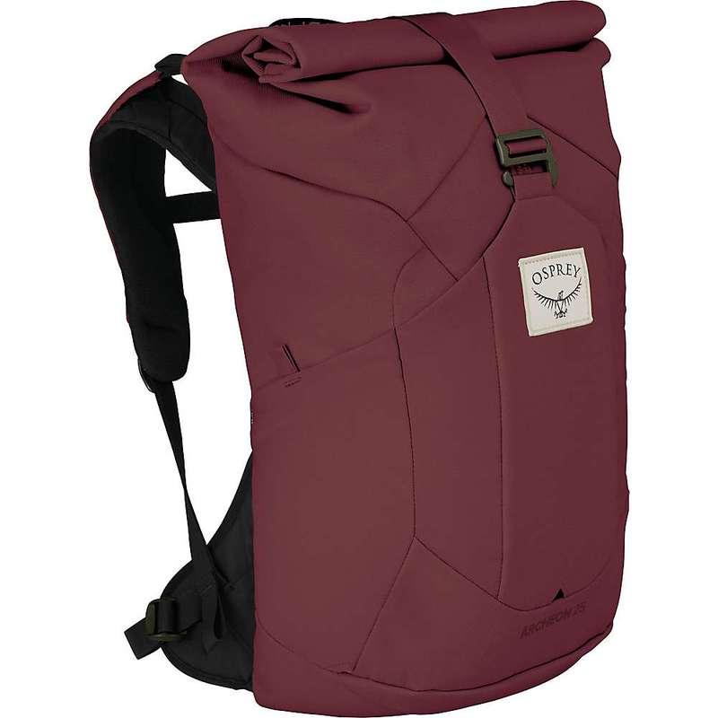 オスプレー レディース バックパック・リュックサック バッグ Osprey Women's Archeon 25 Backpack Mud Red
