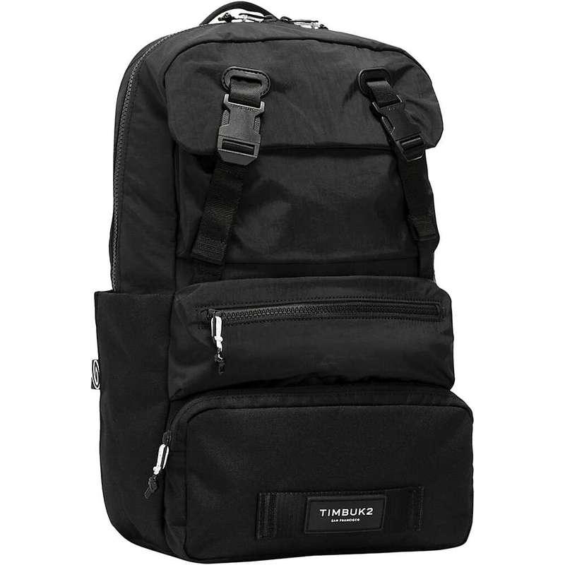 ティムブックツー メンズ バックパック・リュックサック バッグ Timbuk2 Curator Pack Jet Black