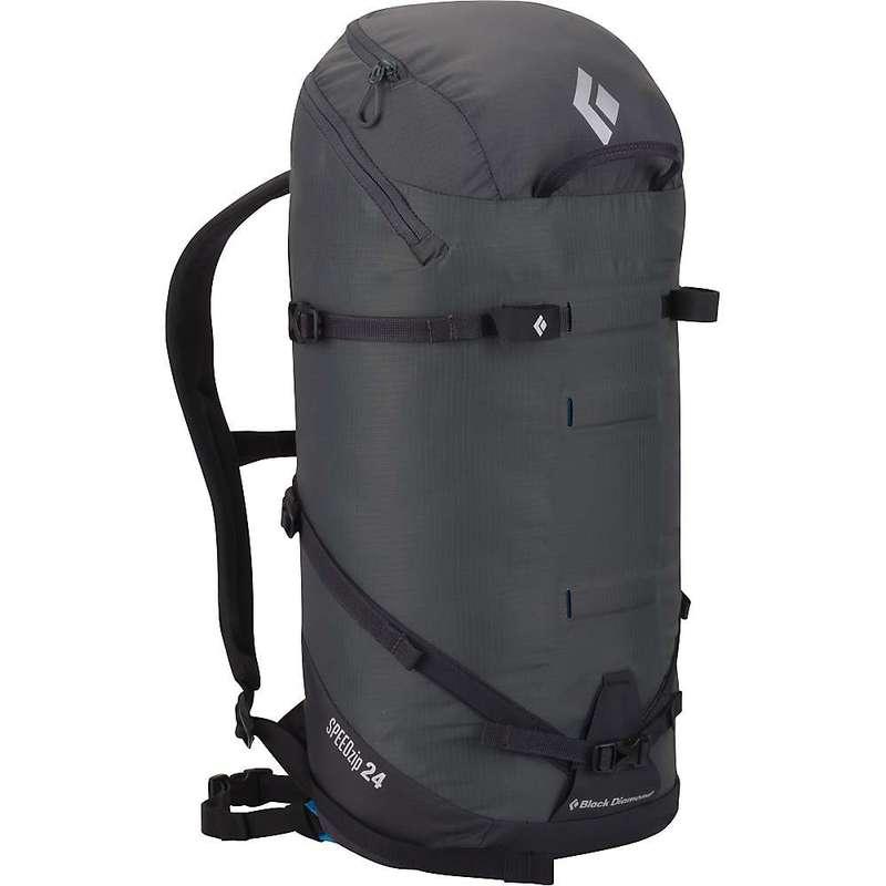 ブラックダイヤモンド メンズ バックパック・リュックサック バッグ Black Diamond Speed Zip 24 Pack Graphite
