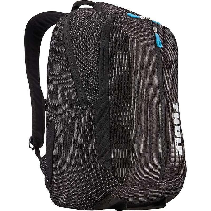 スリー メンズ バックパック・リュックサック バッグ Thule Crossover 25L Backpack Black