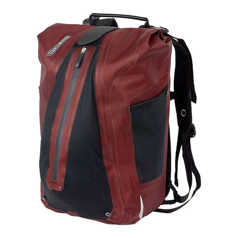 オートリービー メンズ バックパック・リュックサック バッグ Ortlieb Vario QL2.1 Backpack Dark Chili