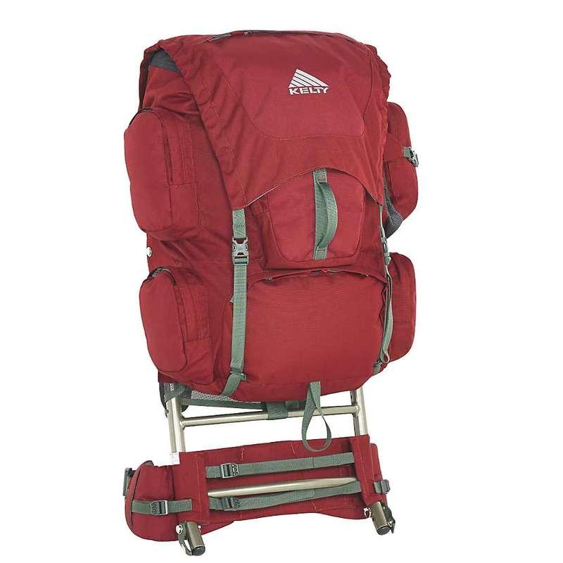 ケルティ メンズ バックパック・リュックサック バッグ Kelty Trekker 65L Pack Garnet Red