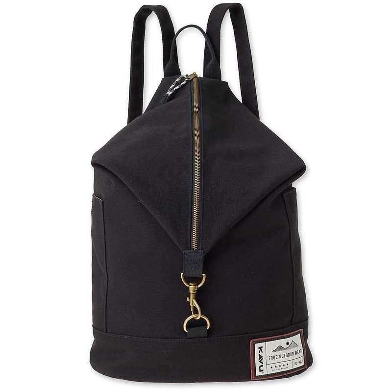 カブー メンズ バックパック・リュックサック バッグ KAVU Free Range Bag Black