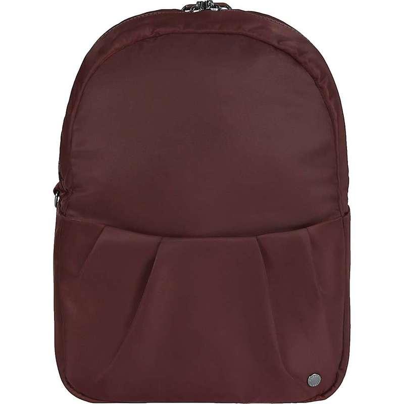 パックセーフ レディース バックパック・リュックサック バッグ Pacsafe Women's Citysafe CX Convertible Backpack Merlot
