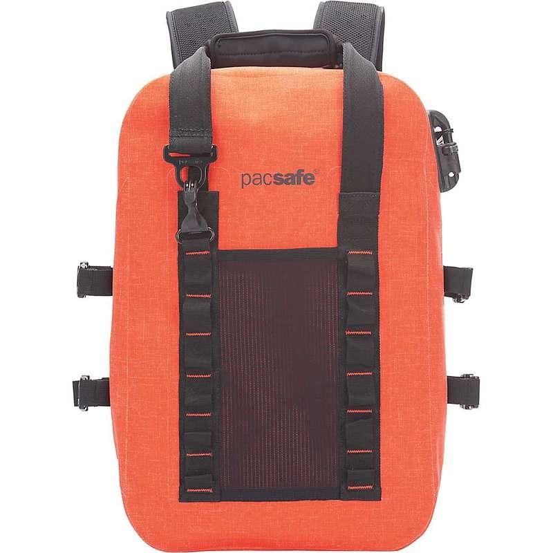 パックセーフ メンズ バックパック・リュックサック バッグ Pacsafe Dry 25L Backpack Orange