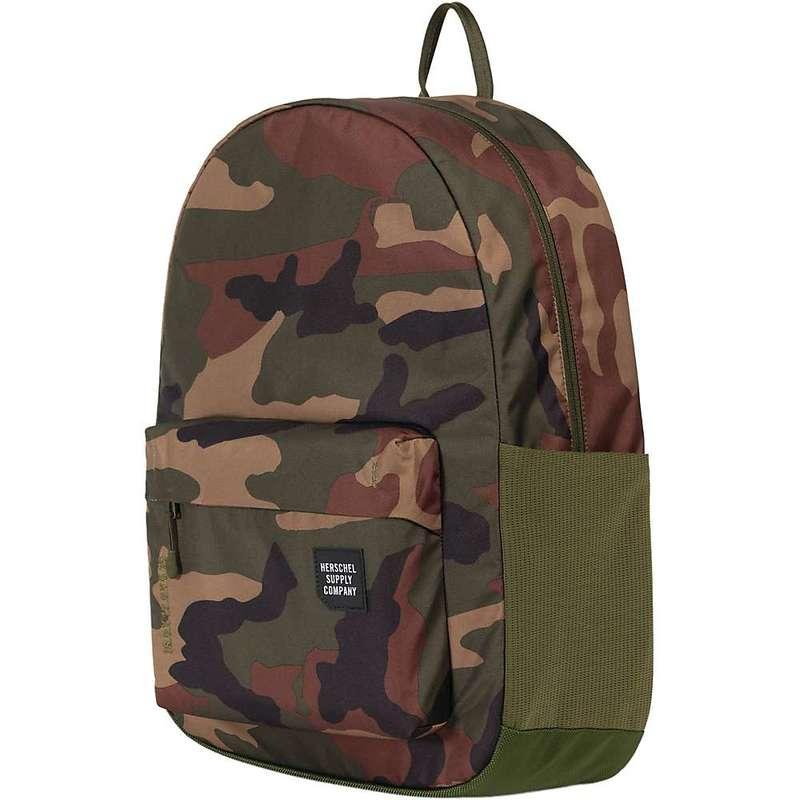 ハーシャル メンズ バックパック・リュックサック バッグ Herschel Supply Co Rundle Backpack Woodland Camo