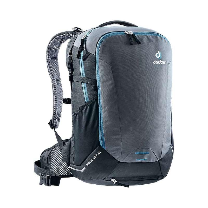 ドイター メンズ バックパック・リュックサック バッグ Deuter Giga Bike Backpack Graphite / Black