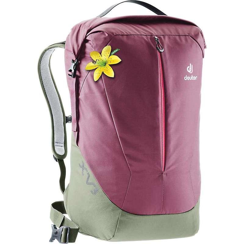 ドイター レディース バックパック・リュックサック バッグ Deuter Women's XV 3 SL Backpack Maron / Khaki