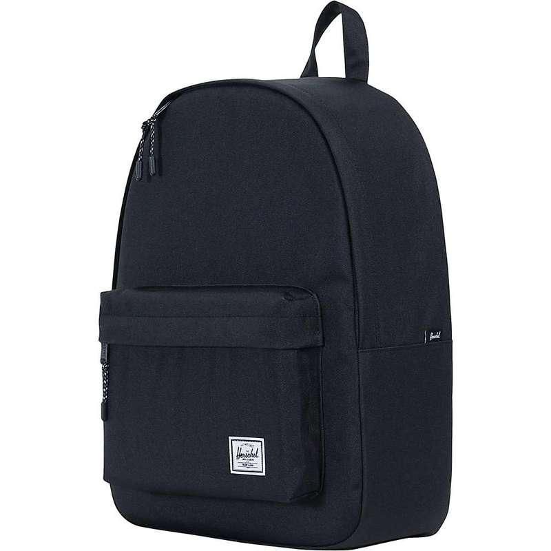 ハーシャル メンズ バックパック・リュックサック バッグ Herschel Supply Co Classic Backpack Black