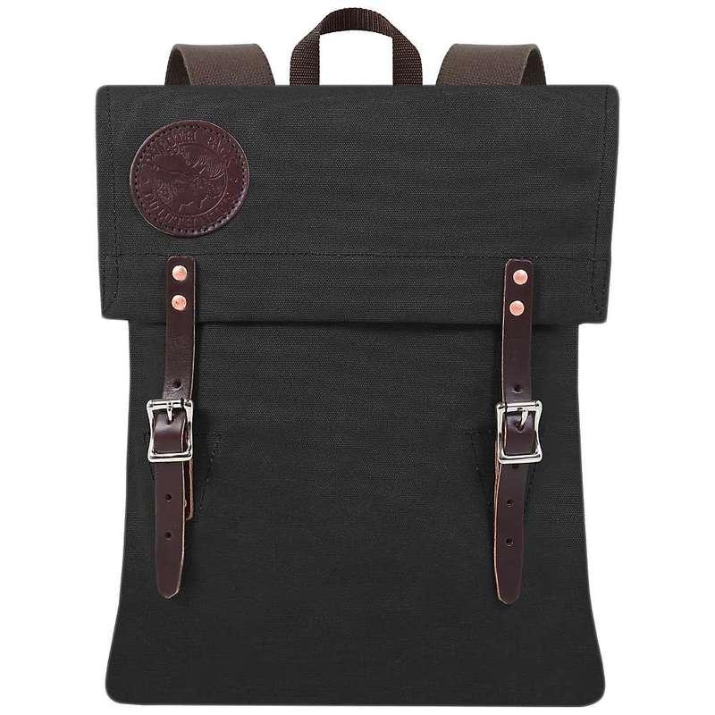 ダルースパック メンズ バックパック・リュックサック バッグ Duluth Pack Scout Pack Black