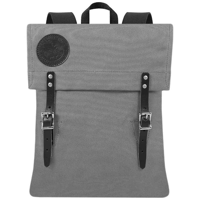 ダルースパック メンズ バックパック・リュックサック バッグ Duluth Pack Scout Pack Grey