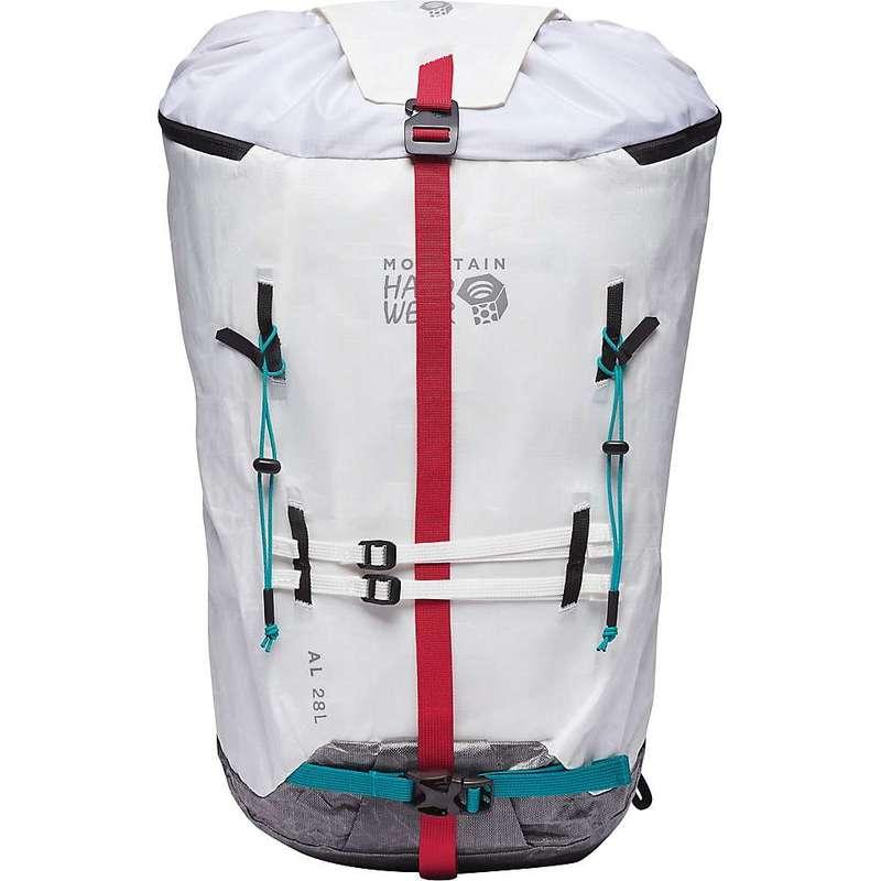 マウンテンハードウェア メンズ バックパック・リュックサック バッグ Mountain Hardwear Alpine Light 28 Backpack White