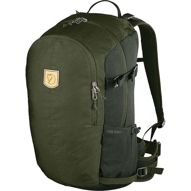 フェールラーベン メンズ バックパック・リュックサック バッグ Fjallraven Keb Hike 30 Backpack Olive/Deep Forest