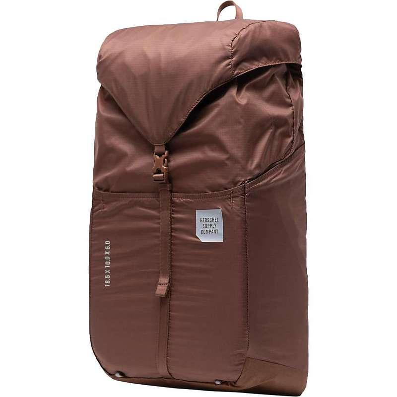 ハーシャル メンズ バックパック・リュックサック バッグ Herschel Supply Co Ultralight Daypack Saddle Brown