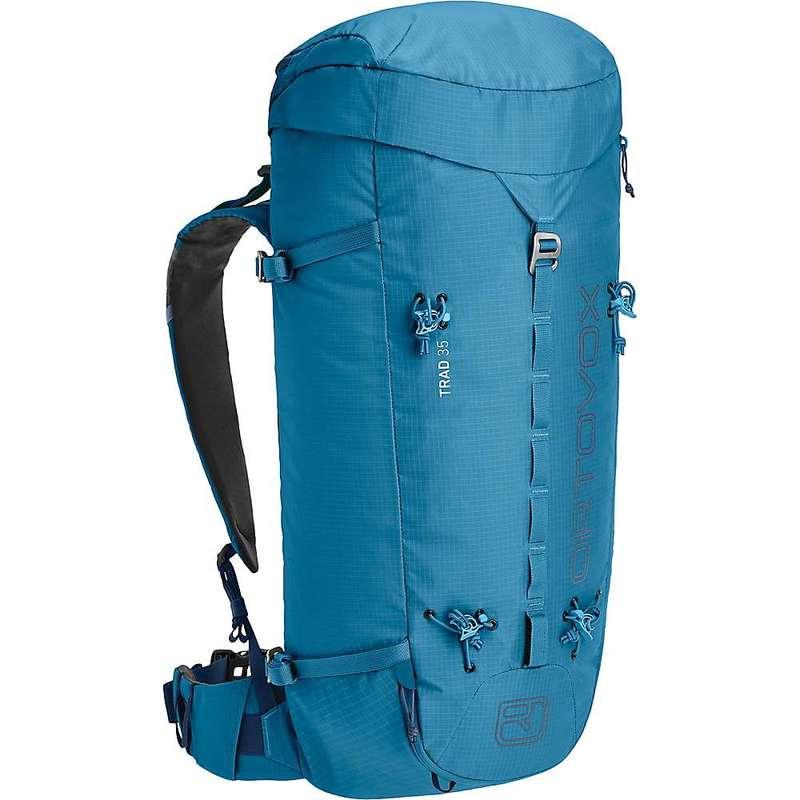 オルトボックス メンズ バックパック・リュックサック バッグ Ortovox Trad 35 Pack Blue Sea