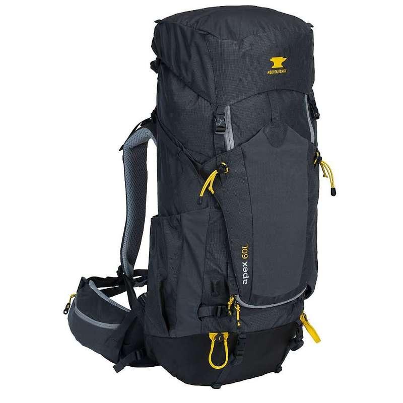 マウンテンスミス メンズ バックパック・リュックサック バッグ Mountainsmith Apex 60 Pack Anvil Grey